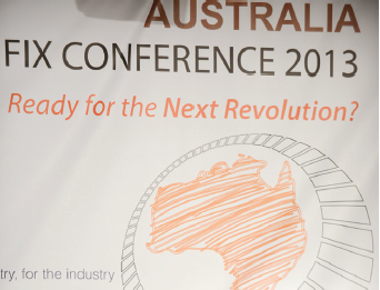 Ready For The Next Revolution? FIX Conference Australia 2013 – What you may have missed