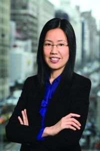 Kathryn Zhao, Cantor Fitzgerald