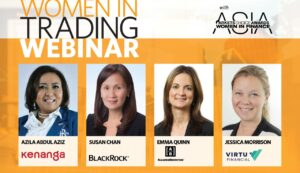 Women in Trading Webinar: Challenges, Opportunities and the Road Ahead